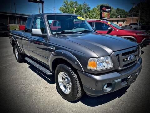 2011 Ford Ranger for sale at Carder Motors Inc in Bridgeport WV