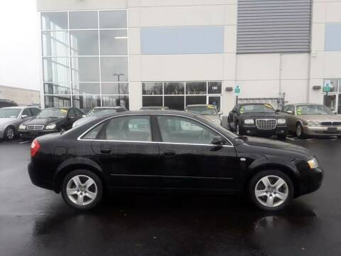 2004 Audi A4 for sale at M & M Auto Brokers in Chantilly VA