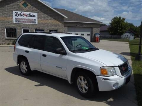 2004 GMC Envoy for sale at Relaxation Automobile Station in Moorhead MN