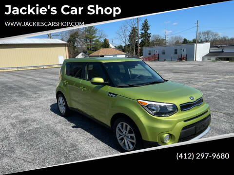 2017 Kia Soul for sale at Jackie's Car Shop in Emigsville PA
