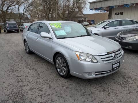 2006 Toyota Avalon for sale at Budget Motors of Wisconsin in Racine WI