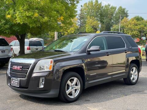 2014 GMC Terrain for sale at North Imports LLC in Burnsville MN