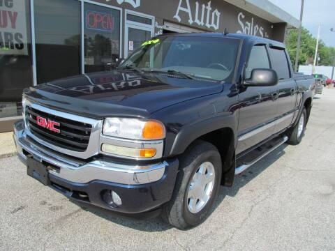 2006 GMC Sierra 1500 for sale at Arko Auto Sales in Eastlake OH