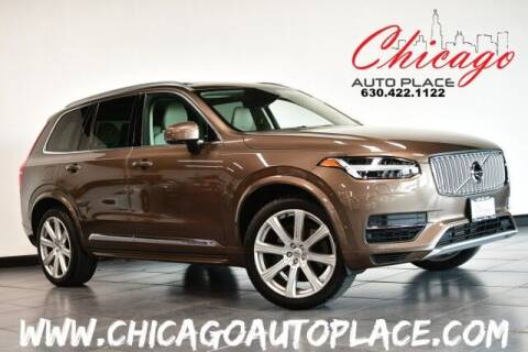 2017 Volvo XC90 for sale at Chicago Auto Place in Bensenville IL
