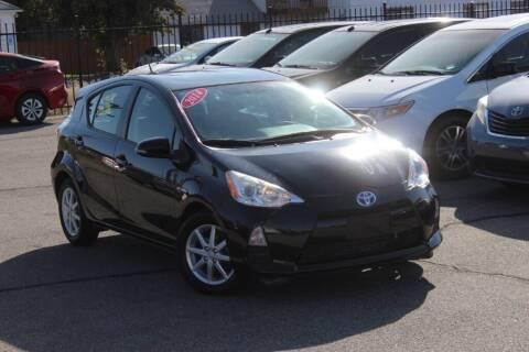2014 Toyota Prius c for sale at Car Bazaar INC in Salt Lake City UT