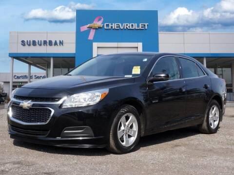 2016 Chevrolet Malibu Limited for sale at Suburban Chevrolet of Ann Arbor in Ann Arbor MI