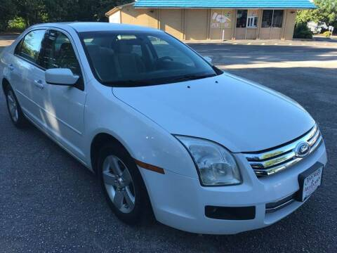 2007 Ford Fusion for sale at Cherry Motors in Greenville SC