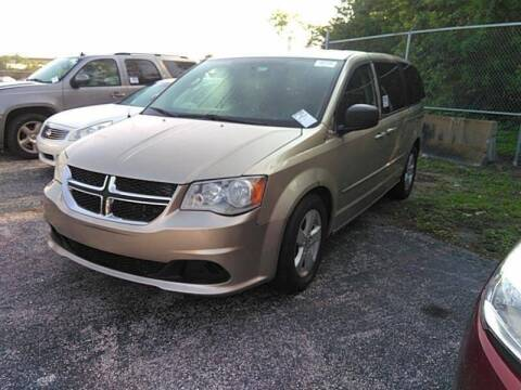2013 Dodge Grand Caravan for sale at GP Auto Connection Group in Haines City FL