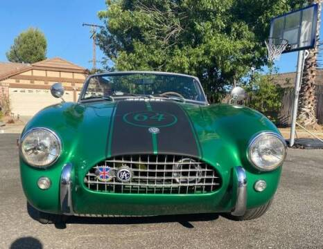 1979 Shelby Cobra for sale at Classic Car Deals in Cadillac MI