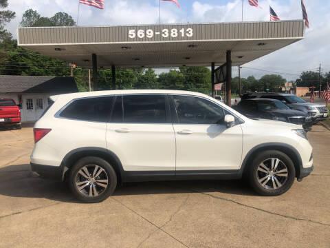 2017 Honda Pilot for sale at BOB SMITH AUTO SALES in Mineola TX
