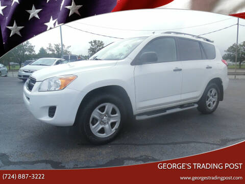 2012 Toyota RAV4 for sale at GEORGE'S TRADING POST in Scottdale PA