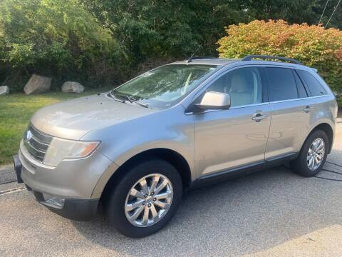 2008 Ford Edge for sale at Padula Auto Sales in Braintree MA