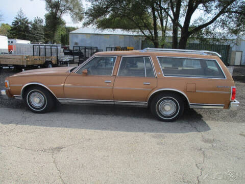 1978 Chevrolet Caprice for sale at Rondo Truck & Trailer in Sycamore IL
