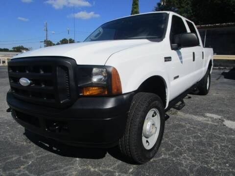 2006 Ford F-350 Super Duty for sale at Lewis Page Auto Brokers in Gainesville GA