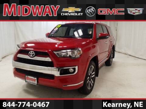 2019 Toyota 4Runner for sale at Midway Auto Outlet in Kearney NE