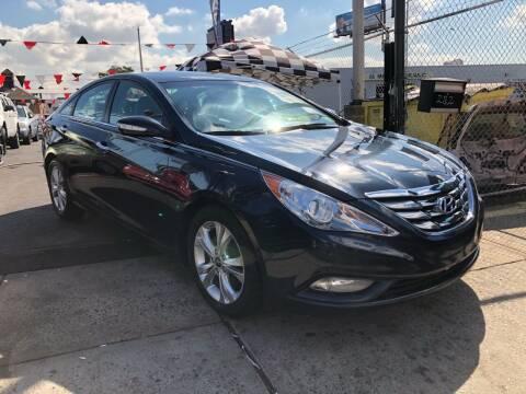 2011 Hyundai Sonata for sale at GW MOTORS in Newark NJ
