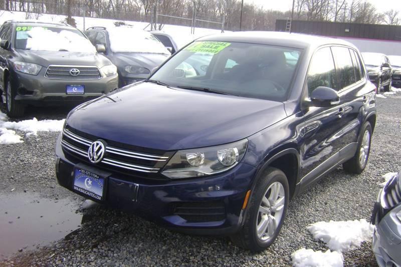 2012 Volkswagen Tiguan LE 4dr SUV - Lanham MD
