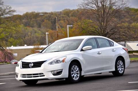 2014 Nissan Altima for sale at T CAR CARE INC in Philadelphia PA