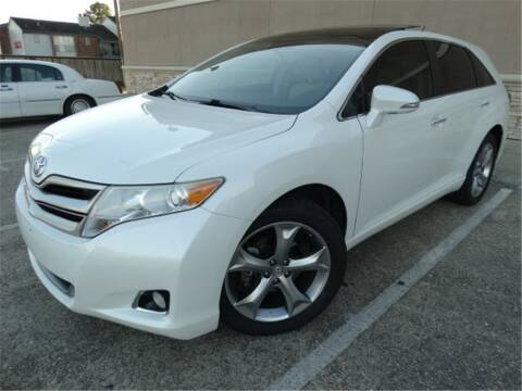 2015 Toyota Venza for sale at Abe Motors in Houston TX
