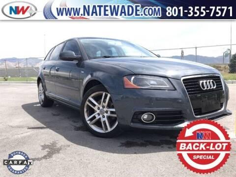 2011 Audi A3 for sale at NATE WADE SUBARU in Salt Lake City UT