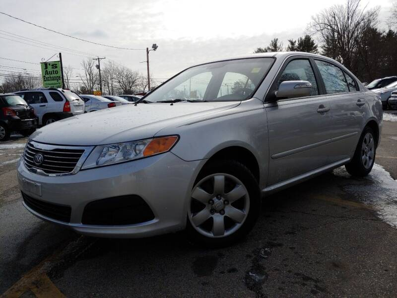 2009 Kia Optima for sale at J's Auto Exchange in Derry NH