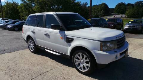 2008 Land Rover Range Rover Sport for sale at Unlimited Auto Sales in Upper Marlboro MD
