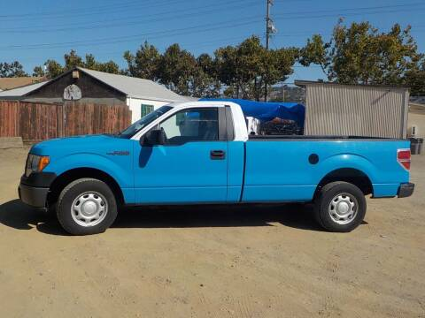 2012 Ford F-150 for sale at Royal Motor in San Leandro CA