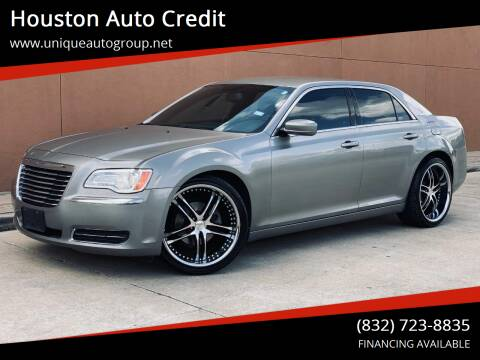 2014 Chrysler 300 for sale at Houston Auto Credit in Houston TX