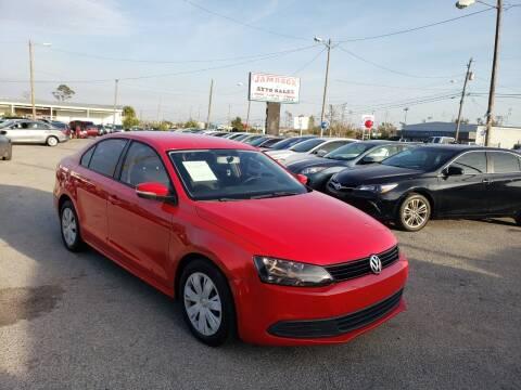 2012 Volkswagen Jetta for sale at Jamrock Auto Sales of Panama City in Panama City FL