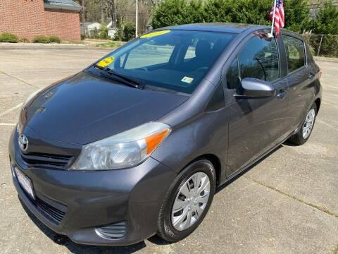 2014 Toyota Yaris for sale at Hilton Motors Inc. in Newport News VA