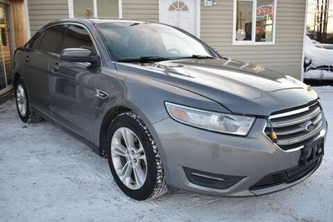 2013 Ford Taurus for sale at Alaska Best Choice Auto Sales in Anchorage AK