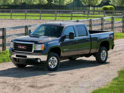 2011 GMC Sierra 2500HD for sale at TTC AUTO OUTLET/TIM'S TRUCK CAPITAL & AUTO SALES INC ANNEX in Epsom NH