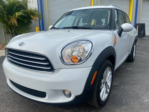 2012 MINI Cooper Countryman for sale at RoMicco Cars and Trucks in Tampa FL