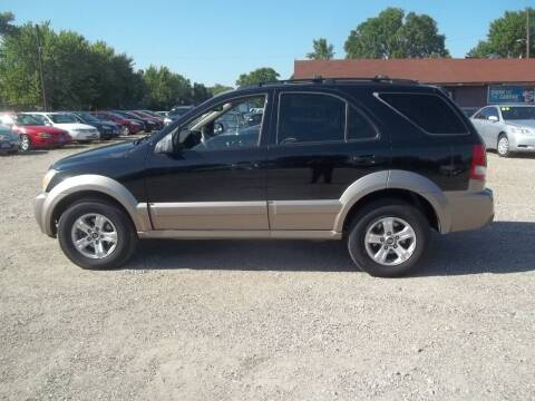 2005 Kia Sorento for sale at BRETT SPAULDING SALES in Onawa IA