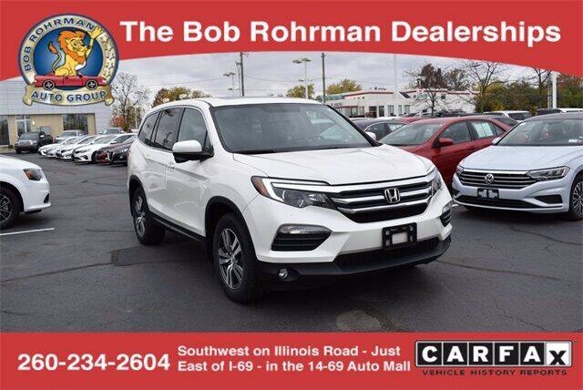 2018 Honda Pilot for sale at BOB ROHRMAN FORT WAYNE TOYOTA in Fort Wayne IN