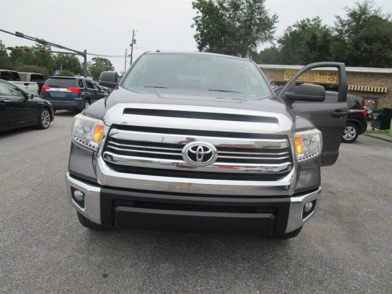 2016 Toyota Tundra for sale at Downtown Motors in Milton FL