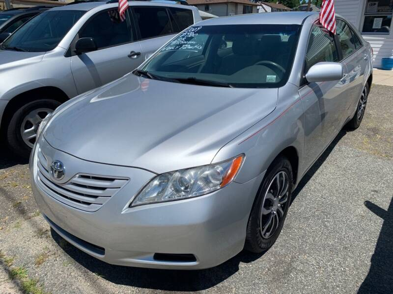 2009 Toyota Camry for sale at Jerusalem Auto Inc in North Merrick NY