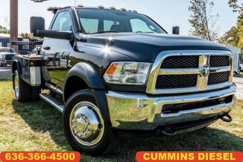 2016 RAM Ram Chassis 4500 for sale at Fruendly Auto Source in Moscow Mills MO