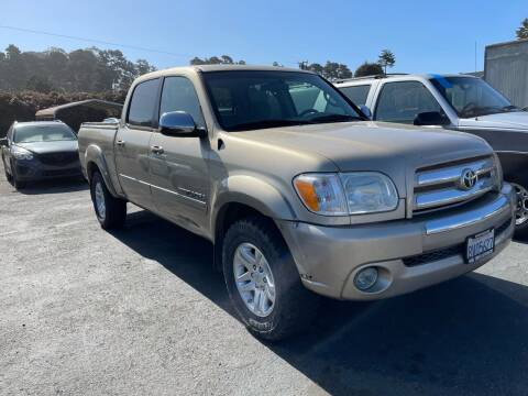 2005 Toyota Tundra for sale at HARE CREEK AUTOMOTIVE in Fort Bragg CA