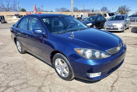 2006 Toyota Camry for sale at Nile Auto in Columbus OH