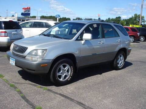 2000 Lexus RX 300 for sale at North Star Auto Mall in Isanti MN