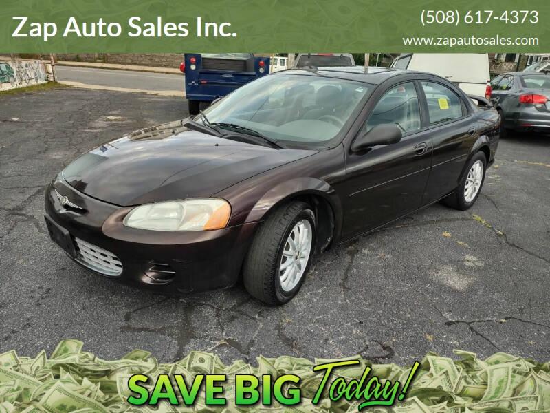 2002 Chrysler Sebring for sale in Fall River, MA