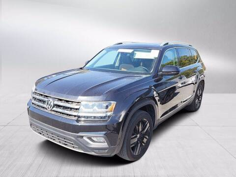 2019 Volkswagen Atlas for sale at Fitzgerald Cadillac & Chevrolet in Frederick MD