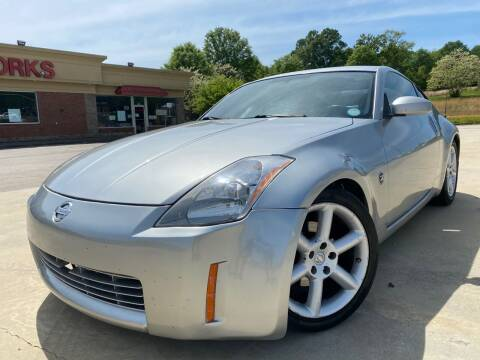 2004 Nissan 350Z for sale at Gwinnett Luxury Motors in Buford GA