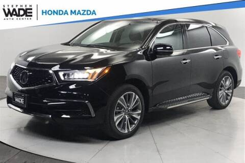 2017 Acura MDX for sale at Stephen Wade Pre-Owned Supercenter in Saint George UT