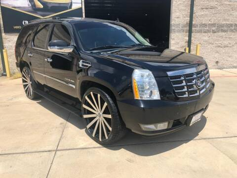 2010 Cadillac Escalade for sale at KAYALAR MOTORS - ECUFAST HOUSTON in Houston TX
