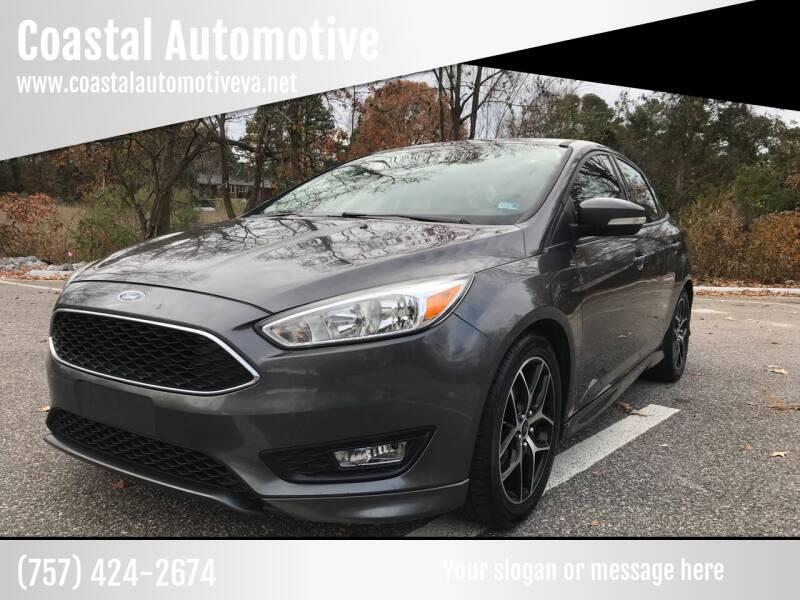 2015 Ford Focus for sale at Coastal Automotive in Virginia Beach VA