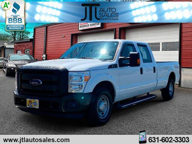 2016 Ford F-250 Super Duty for sale at JTL Auto Inc in Selden NY