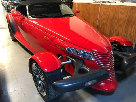 1999 Plymouth Prowler for sale at Black Tie Classics in Stratford NJ