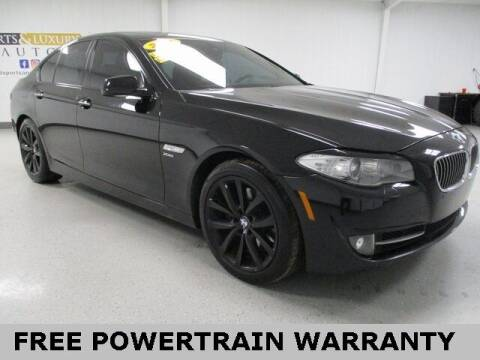 2011 BMW 5 Series for sale at Sports & Luxury Auto in Blue Springs MO